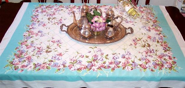 Tablecloth Design ...